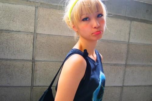 ami4 500x332 E girls 中島 麻未(Ami)風メイクの5つのポイント!気になるファッションはこれ!