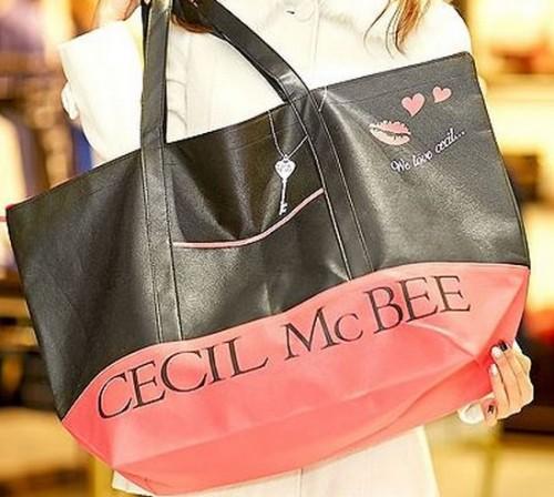 cecilmcbee 500x448 【ホント?】セシルマクビー福袋2014年のネタバレ情報