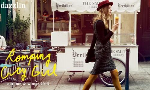 dazzlin1 500x301 【急げ!】レディースファッション人気福袋ランキング2014