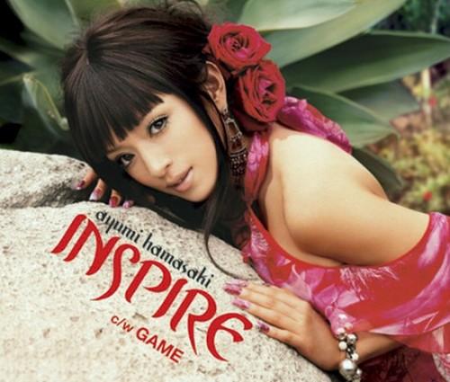 inspire 500x425 浜崎あゆみ紅白歌合戦の曲は全盛期のINSPIRE!デビューしたきっかけは?