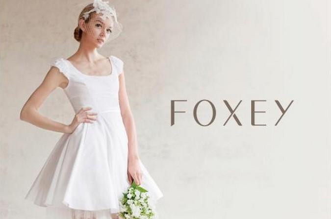 foxey 【20代女性】結婚式のお呼ばれドレス・ワンピースお勧めブランド