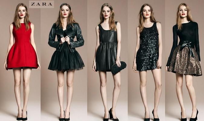zara 【20代女性】結婚式のお呼ばれドレス・ワンピースお勧めブランド